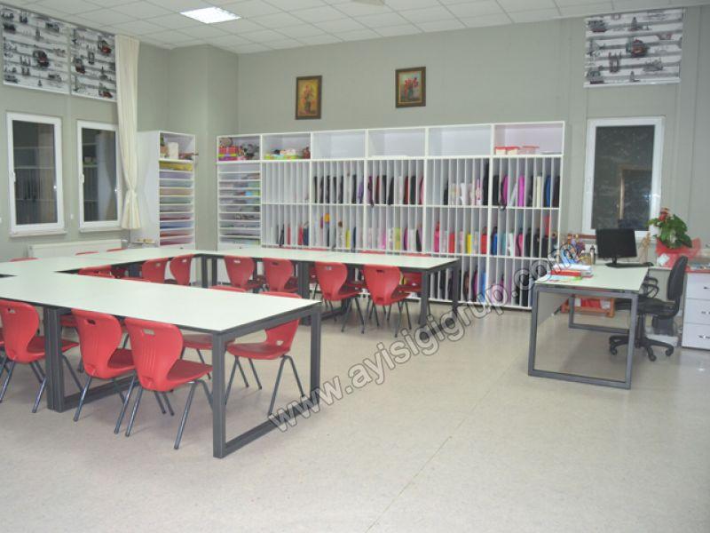 Ozel Atabek Koleji Ayisigi Okul Donanimlari